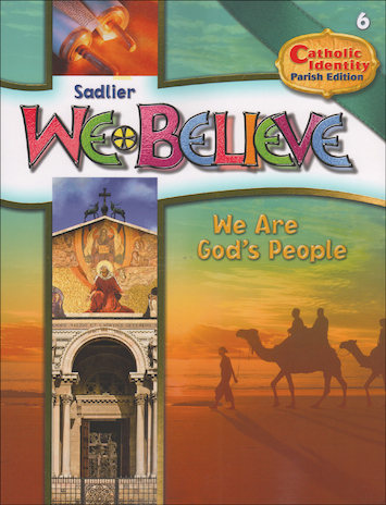 We Believe: We Are God's People Grade 6 Parish Edition eBook