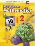 Progress in Mathematics, Kindergarten ebook (1 Year Access)