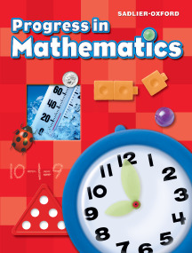 Progress in Mathematics, Grade 1 ebook (1 Year Access)