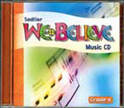 We Believe: Grade 4: Music CD