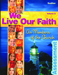 We Live Our Faith As Members of the Church: Vol II(RM)