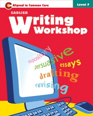 Writing Workshop Student Edition Level F Grade 11/12 ebook (1 Year Access)