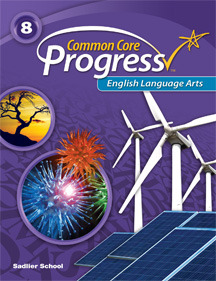 Common Core Progress English Language Arts Grade 8 ebook (1 Year Access)