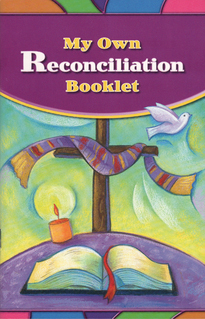 My Own Reconciliation Booklet (Roman Missal Update)