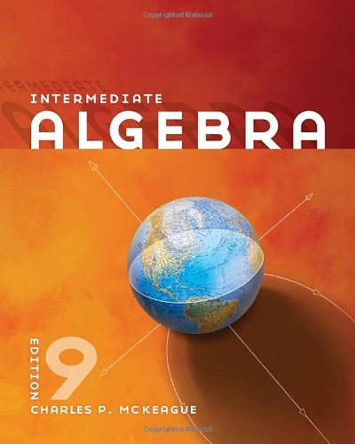Intermediate Algebra, 9th Edition ebook (1 Year Access)