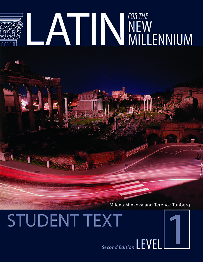 Latin for the New Millennium Level 1 Second Edition Student Textbook