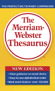 The Merriam-Webster Thesaurus (New)