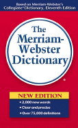 The Merriam-Webster Dictionary (New)