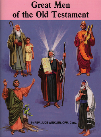 Great Men: Old Testament (Pack of 10)