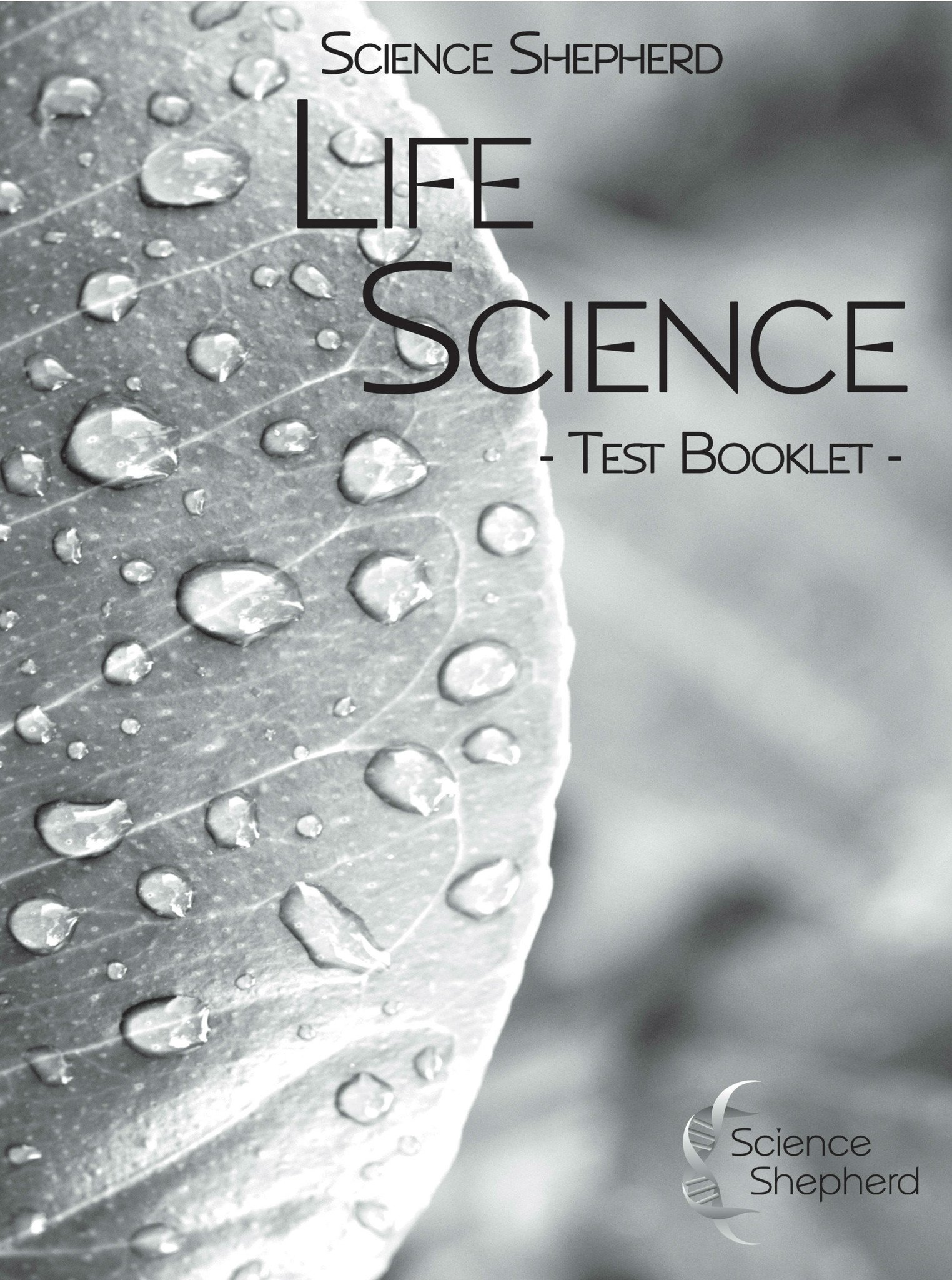 Life Science Test Booklet