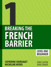 Breaking the French Barrier Level 1 PRINT + eBook Bundle