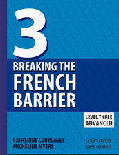 Breaking the French Barrier Level 3 PRINT + eBook Bundle