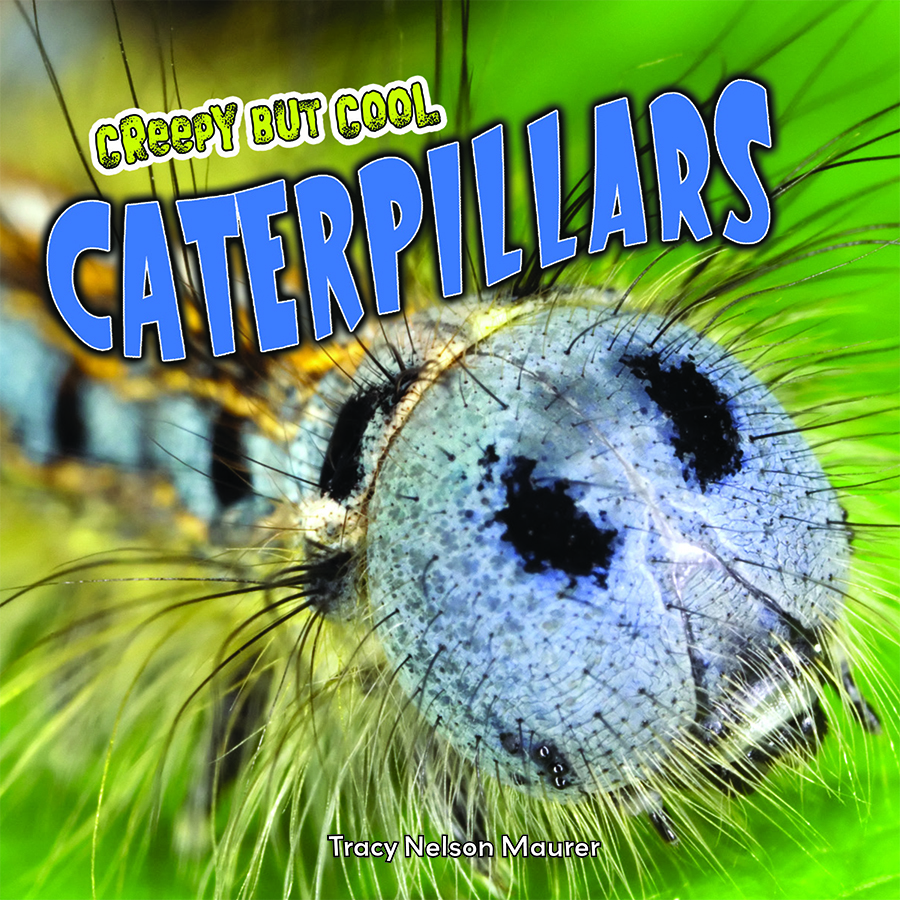 Creepy But Cool Caterpillars