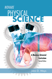 Novare Physical Science 2nd Edition (30-day license)
