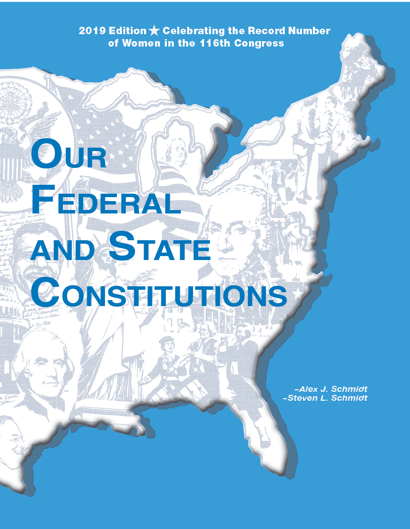 Our Federal and State Constitutions - Illinois Edition