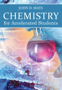 Chemistry for Accelerated Students 1st Edition (5-year license)