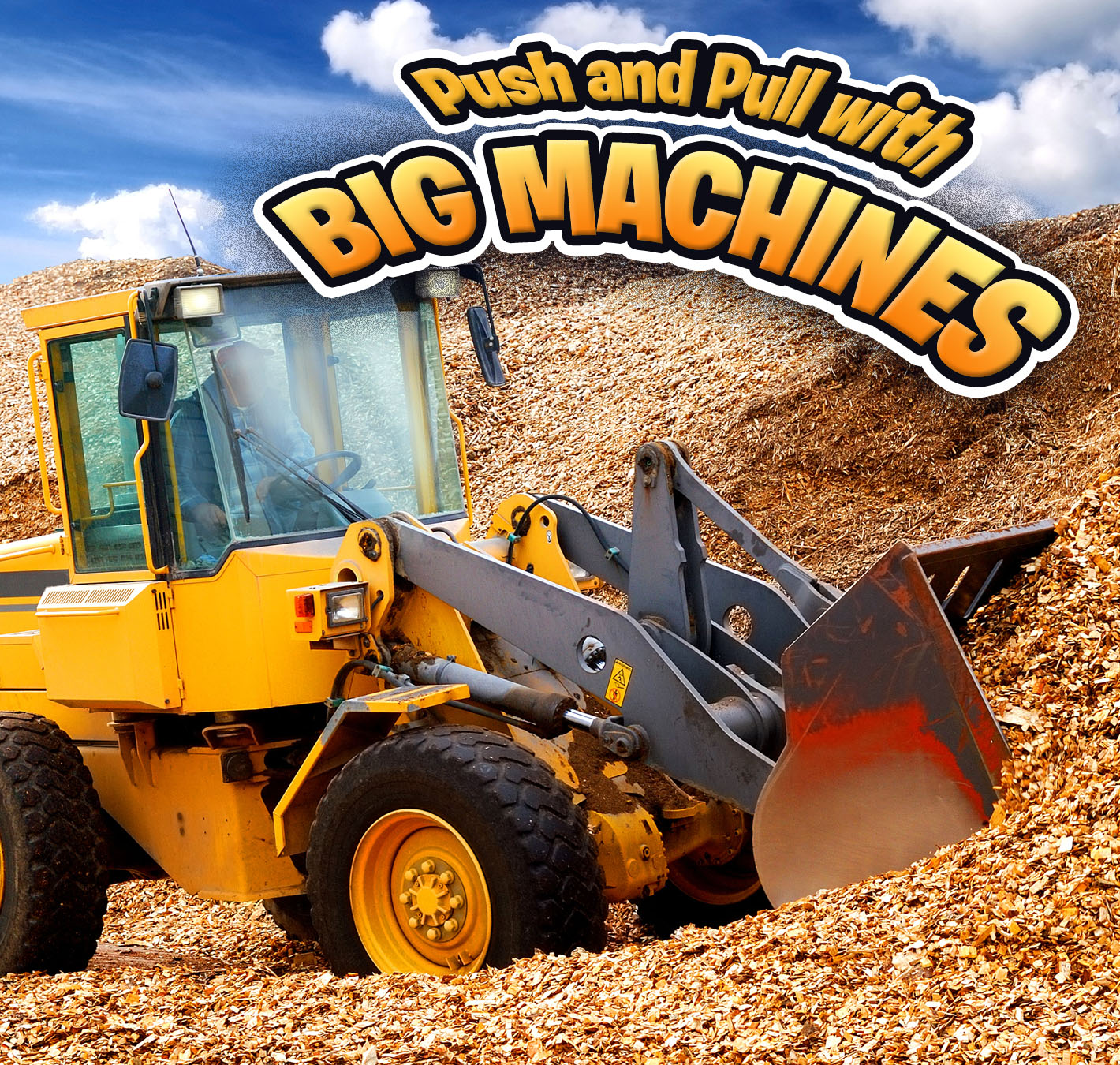 Push and Pull with Big Machines
