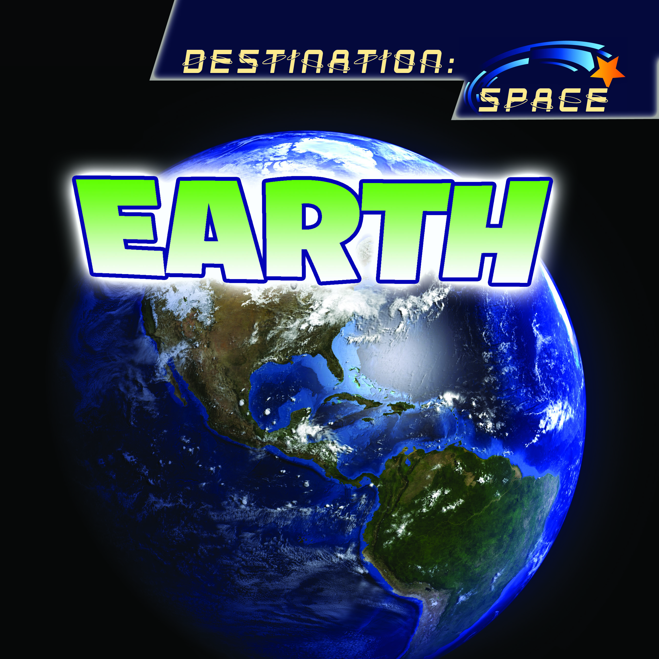 Earth Destination Space