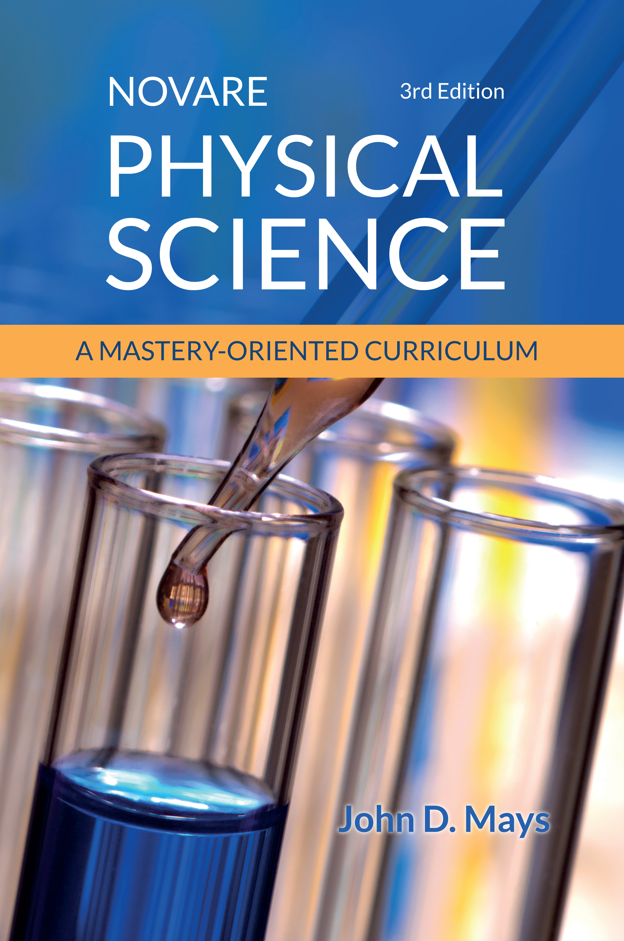 Novare Physical Science 3rd Edition (1-year license)