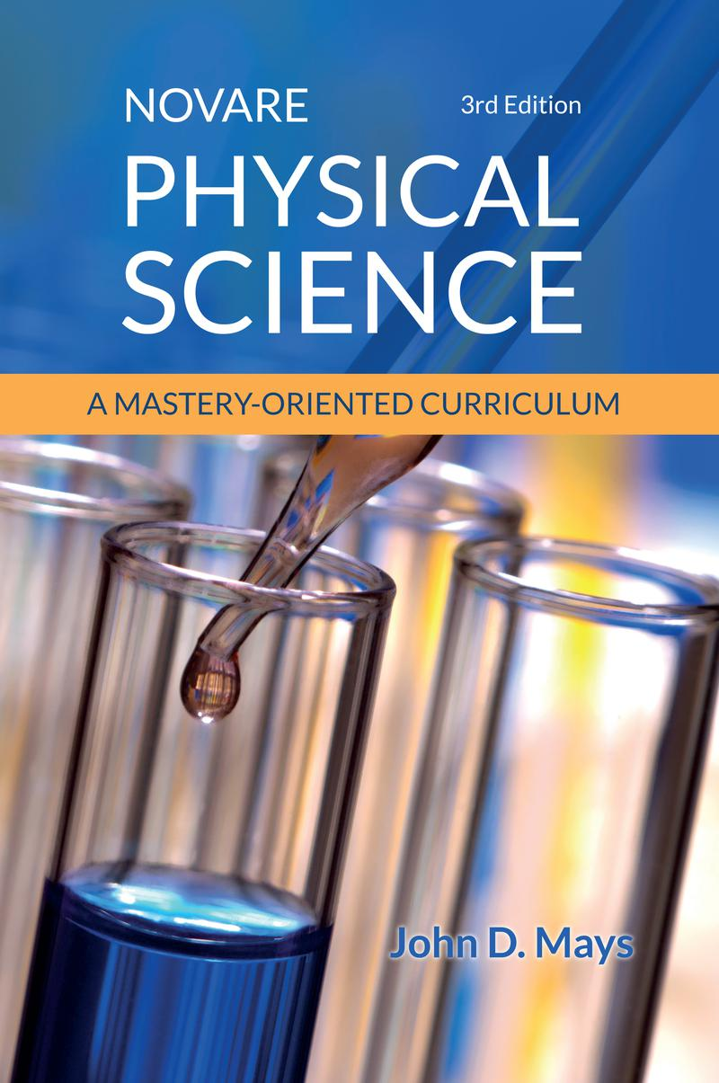 Novare Physical Science 3rd Edition (30-day license)