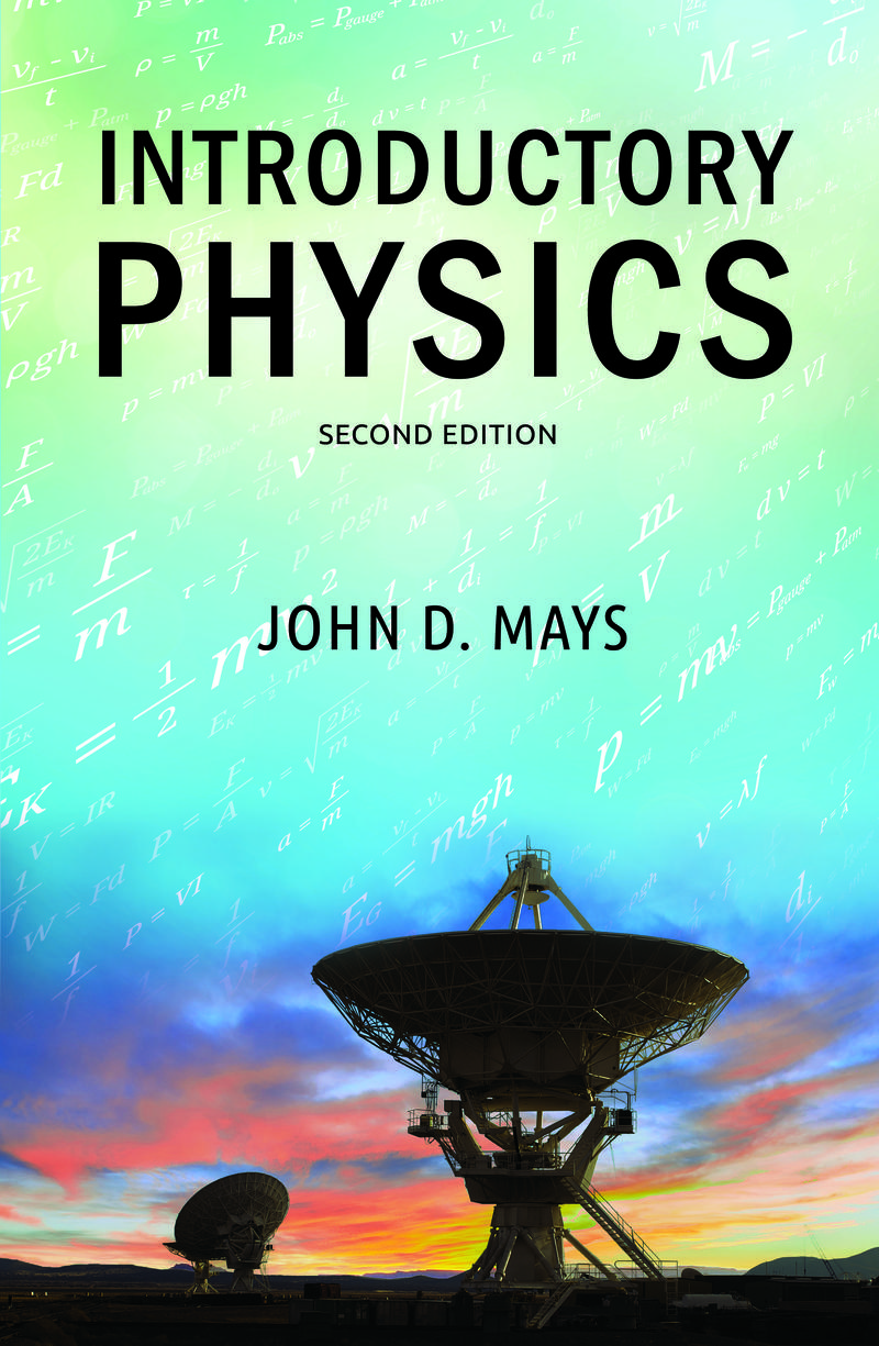 Introductory Physics 2nd Edition (5-year license)