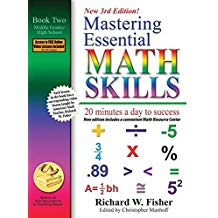 Mastering Essential Math Skills, Book 2: Middle Grades/High School, 3rd Edition: 20 minutes a day to success