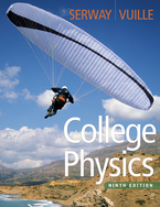 College Physics 9th Edition ebook (1 Year Access)