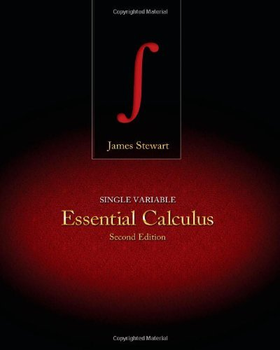 Single Variable Essential Calculus 2nd Edition ebook (1 Year Access)