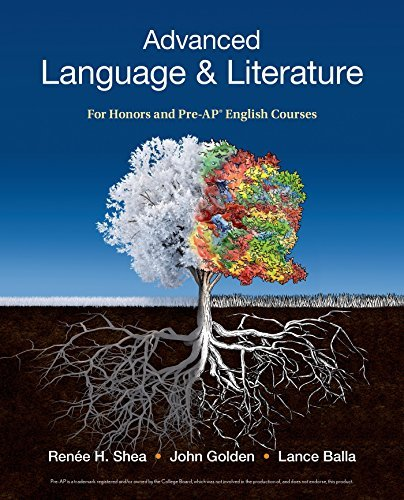 Advanced Language & Literature: For Honors and Pre-AP English Courses ebook (1 Year Access)