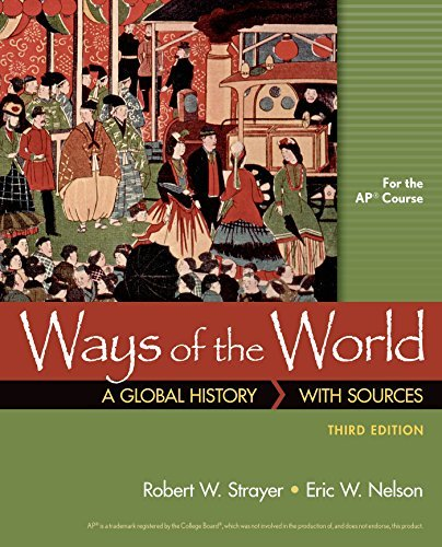 Ways of the World with Sources for AP 3rd Edition ebook (1 Year Access)