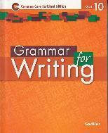 Grammar for Writing, Grade 10 Common Core Enriched Edition ebook (1 Year Access)