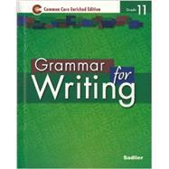 Grammar for Writing: Common Core Enriched Ed, Grade 11 eBook