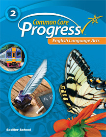 Common Core Progress English Language Arts Grade 2