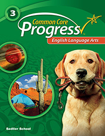 Common Core Progress English Language Arts Grade 3