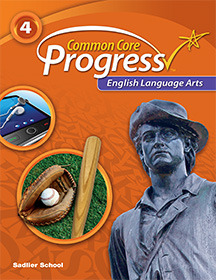 Common Core Progress English Language Arts Grade 4