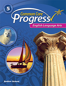 Common Core Progress English Language Arts Grade 5