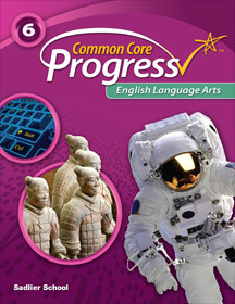 Common Core Progress English Language Arts Grade 6 Ebook
