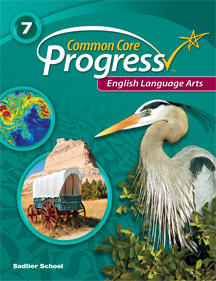Common Core Progress English Language Arts Grade 7 Ebook