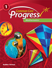 Common Core Progress Mathematics, Grade 1 ebook (1 Year Access)