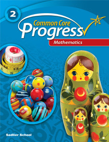 Common Core Progress Mathematics, Grade 2 ebook (1 Year Access)