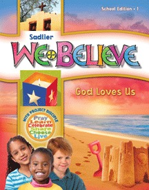 We Believe with Project Disciple, School Edition Grade 1