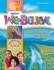 We Believe with Project Disciple, School Edition Grade 2