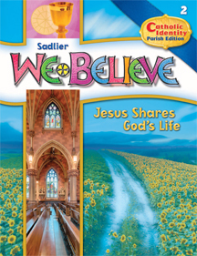 We Believe with Project Disciple, PARISH Edition Grade 2