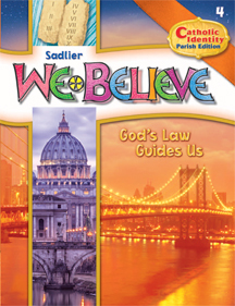 We Believe with Project Disciple, PARISH Edition Grade 4