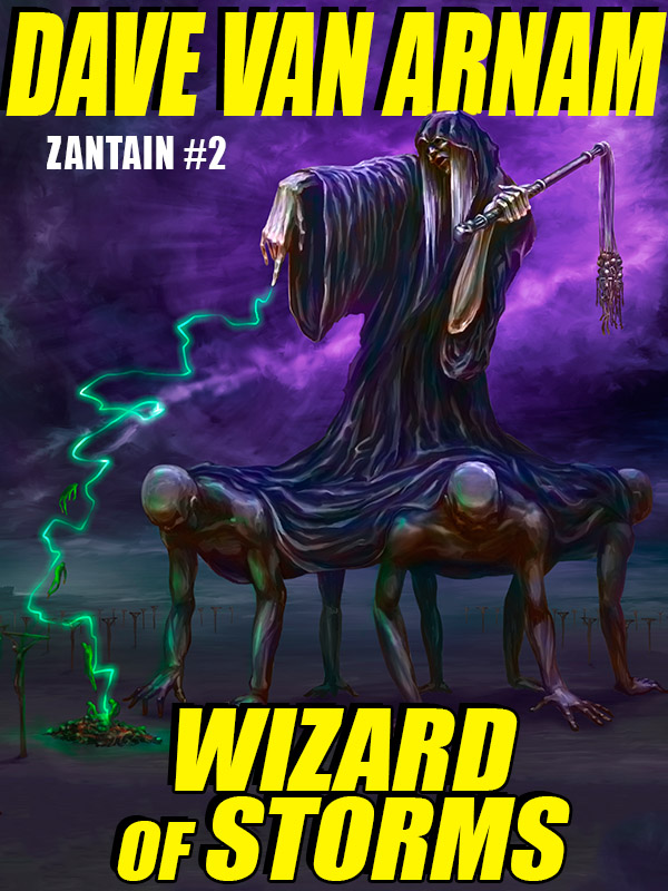 Wizard of Storms: Zantain #2