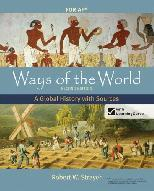 Ways of the World: A Global History with Sources, For Advanced Placement (1 year access)