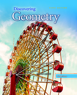 Discovering Geometry: An Investigative Approach Student Edition 1 Year Online License