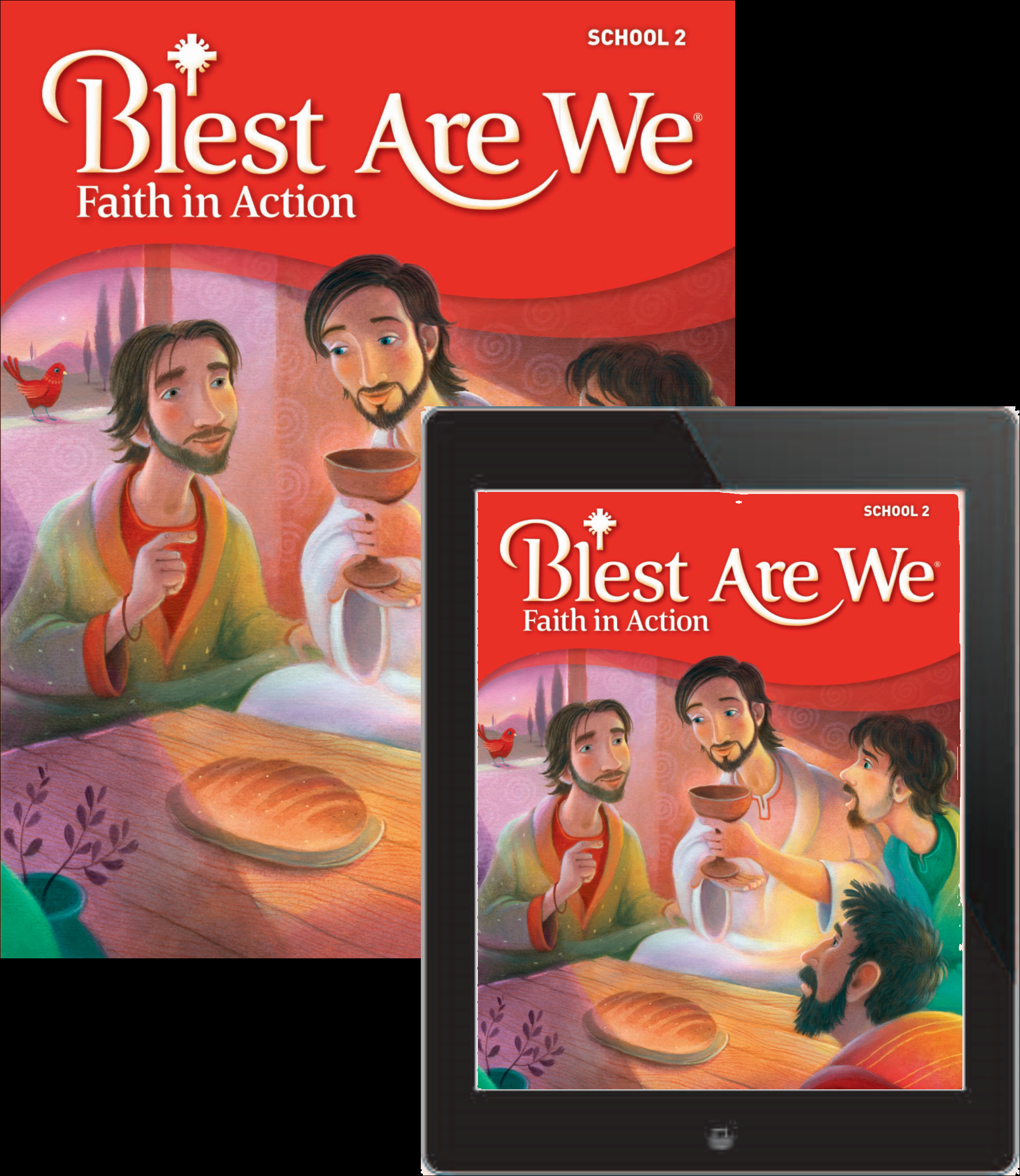 Blest Are We Faith in Action School: Grade 2 Student Edition 1 Year Online License
