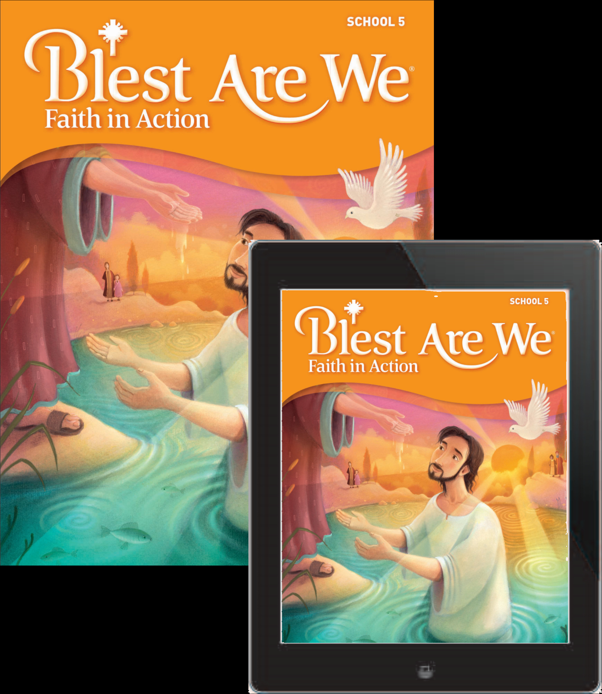 Blest Are We Faith in Action School: Grade 5 Student Edition 1 Year Online License