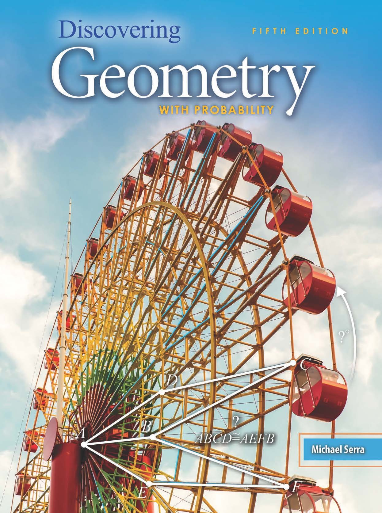 Discovering Geometry with Probability: Student 1 Year Online License